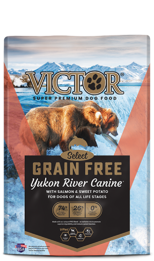 Victor Yukon River Canine